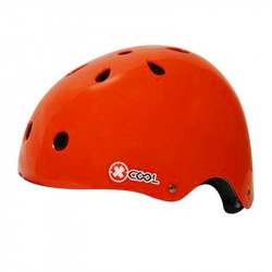 Casque XCOOL rouge 54-58 cm