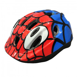 Casque enfant SPIDERMAN 48 - 52 cm