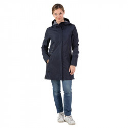 Veste Tucano Magic Parka Bleu