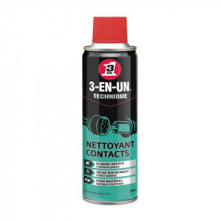 Nettoyant Contacts Electriques - Bombe 250 ml