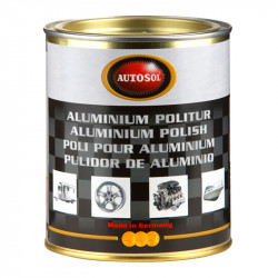 AUTOSOL ALUMINIUM POLISH - Pot 750 ml