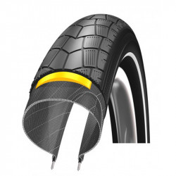 Pneu increvable 16x2.00 Schwalbe BIG APPLE  HS338 - ETRTO 50-305